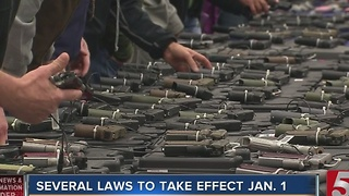 New Laws To Take Effect In 2017 - Video