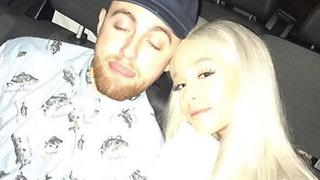 Ariana Grande Shares Sweet Message About New EX Mac Miller! - Video