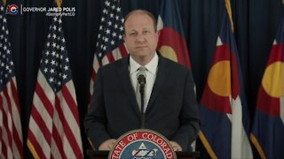 Full news conference: Gov. Jared Polis ends mask requirements, outlines 'suggestions' for certain settings