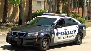 Police find unresponsive man, standoff over - Video