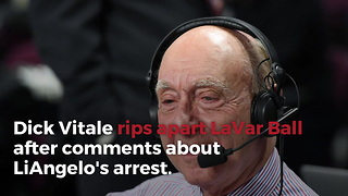 Dick Vitale Rips Apart Lavar Ball - Video