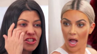 Dramatic KUWTK Season 15 Trailer BREAKDOWN! Khloe Calls Kourtney A WHAT?! - Video