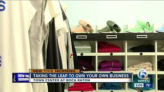 Town Center at Boca Raton celebrates National Small Business Week - Video