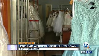 Alfred Angelo Bridal: Popular wedding store - Video