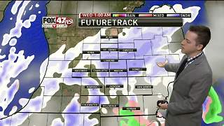 Dustin's Forecast 3-6 - Video