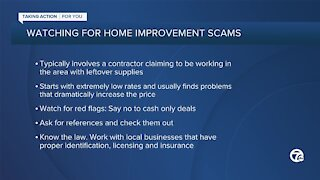 BBB Warns of Scams