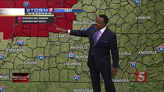 Lelan's Morning Forecast: Tuesday, July 18, 2017 - Video
