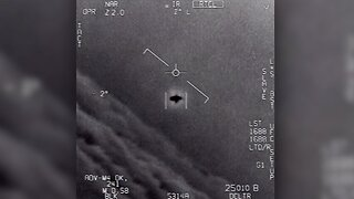 Pentagon Releases 3 Videos Of UFOs — But Why Now?