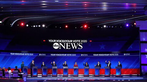 Democrats Highlight Policy, Ideological Differences In 3rd Debate