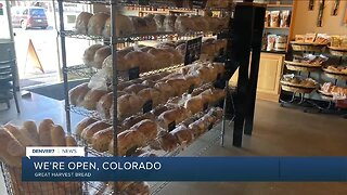 Great Harvest Bread in Arvada is open and helping others