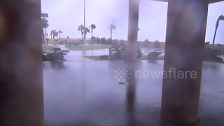 Widespread evacuations ordered as Tropical Storm Gordon threatens coastal states - Video