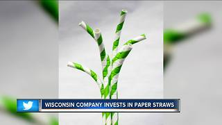 Wisconsin company acquires leading paper straw brand