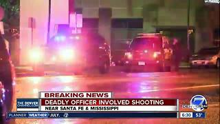 Carjacking and officer involved shooting leaves 1 dead - Video