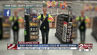 Body found near Skiatook could be missing woman
