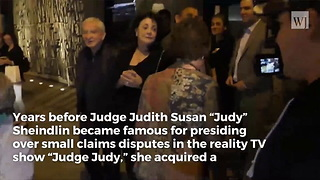 Clip of Judge Judy Before CBS Days Explains Exactly Why She Became Famous - Video