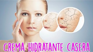 CREMA HIDRATANTE CASERA - Video
