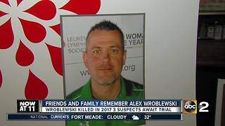 Bartender remembered 2 months after his murder - Video