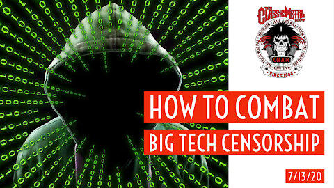 CMS | How To Combat Big Tech Censorship
