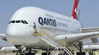 Qantas Airways To Require International Travelers Be Vaccinated
