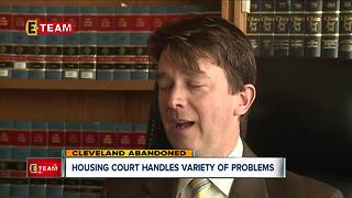 Housing Court handles variety of problems - Video