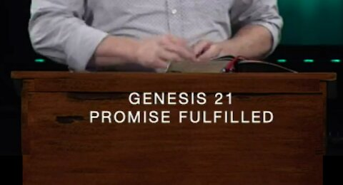 Promise Fulfilled! 03/21/2021