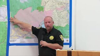 Tuesday, Oct. 27 East Troublesome Fire update