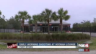 Early Morning Shooting at Hookah Lounge