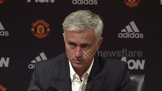 "Mourinho: :""Being top today means nothing"" - Video"