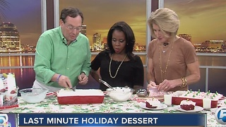 Holiday Poke cake recipe - Video