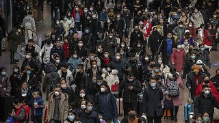 About 33M People In China Under Lockdown As Coronavirus Spreads