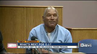 UPDATE:  Simpson friend says OJ won't hide - Video