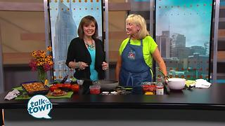 Tammy Algood's Cherry Tomato Cobbler - Video