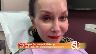See how Sally Hayes can help you wake up beautiful with permanent makeup!