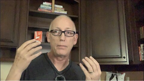 Episode 1320 Scott Adams: Cancer Cures, Trump Wax Punching Bag, CRT Index Fund, A Hypnosis Trick