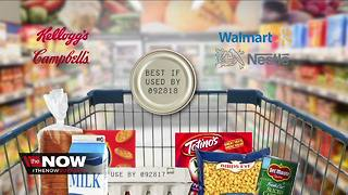 Companies to change food labels - Video