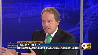 This Week in Cincinnati: Ohio Issue 2 opponent Dale Butland on drug price initiative - Video