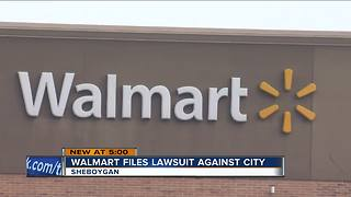 Walmart sues to lower Sheboygan property tax assessment - Video