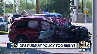 New questions raised over DPS pursuit policy - Video