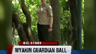 Meridian veteran studying at Dartmouth becomes Wyakin Warrior - Video