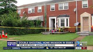 Man killed, another injured in Essex home invasion