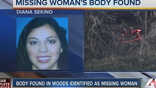 Body found in woods identified as missing OP woman - Video