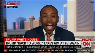 Paris Dennard Unloads on Michael Nutter - Video
