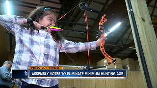 Proponents of hunting age proposal: Let the parents decide - Video