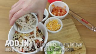 Easy On-the-Go Meals - Video