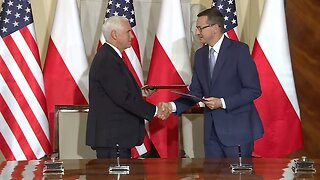 U.S. Signs 5G Technology Agreement With Poland