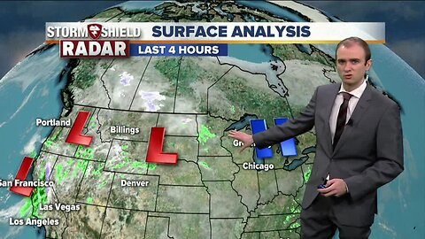Gino Recchia NBC26 Weather Forecast
