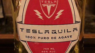Tesla Might Be Releasing Its Own Brand Of Tequila