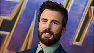 Chris Evans Attends High School Reunion
