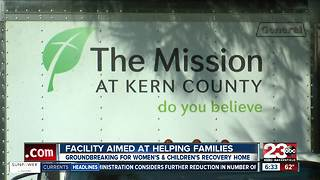 Groundbreaking of The Mission at Kern County - Video