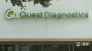 Florida DOH severs ties with Quest Diagnostics after failure to report test results